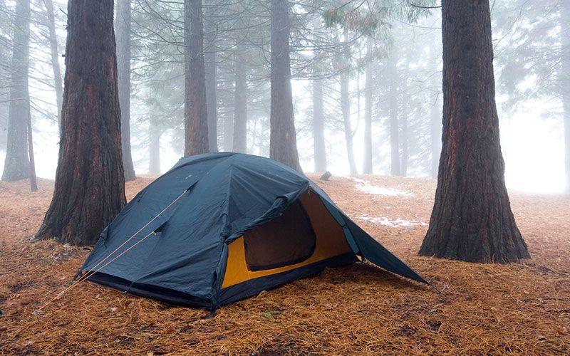 Cách dựng lều cắm trại