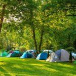 Cắm trại cùng gia đình
